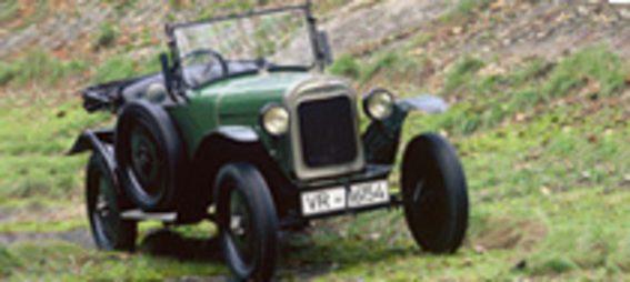 1928 Opel a legnaygobb német gépkocsigyártó