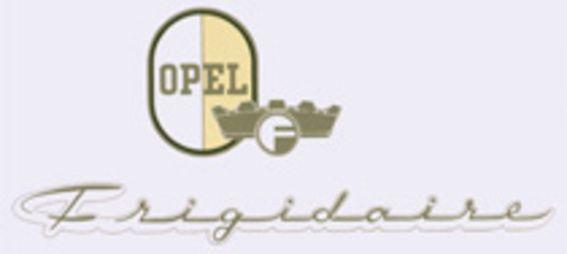 Opel Frigidaire hűtpszekrény gyártás