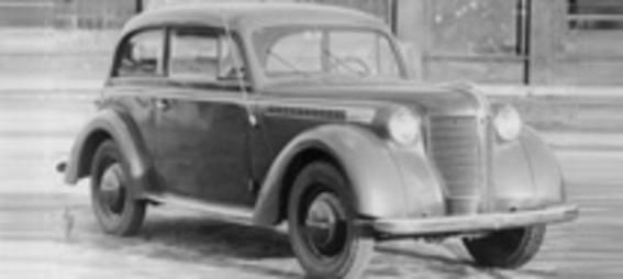 1947 Opel Olympia