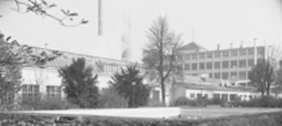 Rüsselsheimi üzem újjáépítése