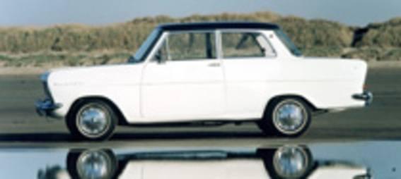 Opel Kadett új gártó üzeme
