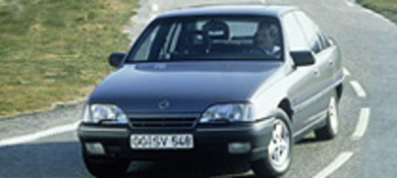 Opel Omega - az év autója
