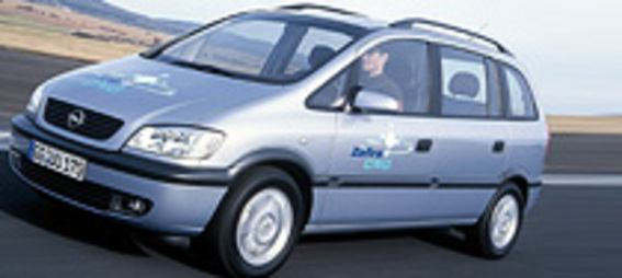 2005 Opel Zafira CNG