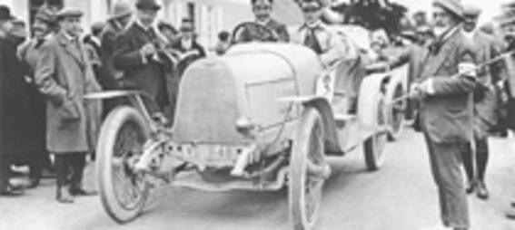 1914 Opel versenyautó